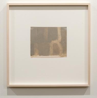 James Bishop / James Bishop Untitled  2010 14,5 x 19,5 cm oil on paper