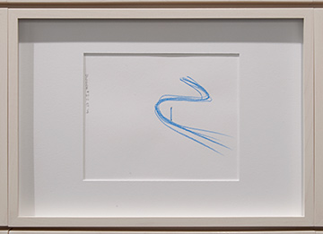 Richard Tuttle / Richard Tuttle Division # II – 1-7 RT'14  2014  Each: 22 x 31 cm Mixed media on paper
