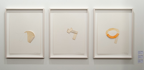 Richard Tuttle / Richard Tuttle, Installation view