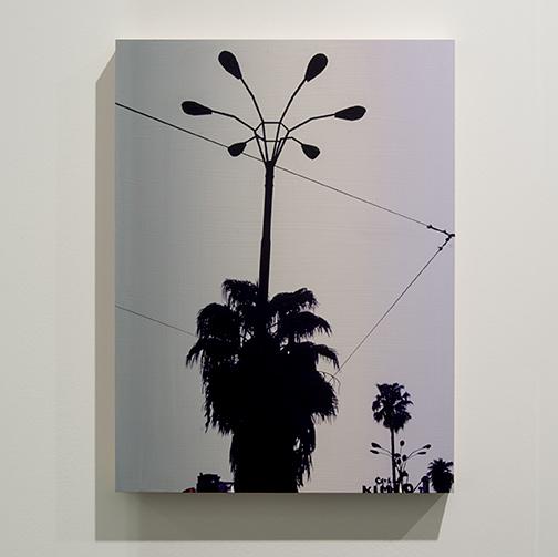 Glen Rubsamen / Glen Rubsamen Kimbo  2013 61 x 45.7 cm acrylic on panel
