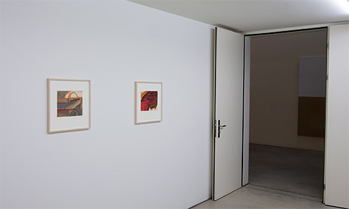 James Bishop / Paintings 1969–1978,  Paintings on paper 1956–2016