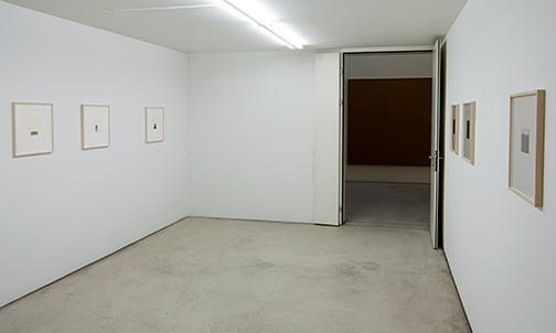 James Bishop / Paintings 1969–1978,  Paintings on paper 1956–2016