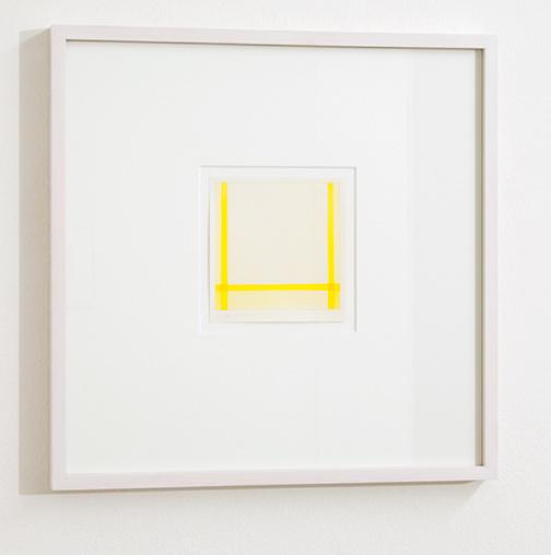 Antonio Calderara / Antonio Calderara Senza titolo  1969 11.5 x 11 cm Aquarell auf Papier