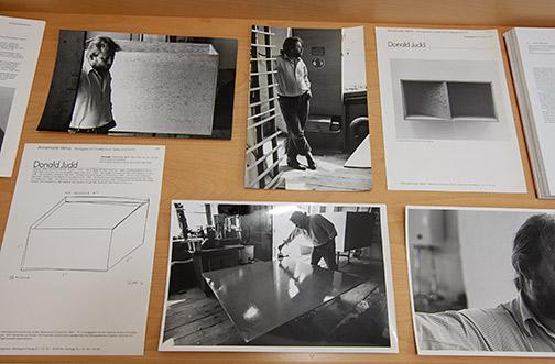 Donald Judd / Donald Judd (1928 – 1994)