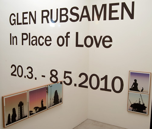Glen Rubsamen / In Place of Love