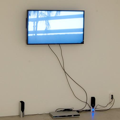 Glen Rubsamen / In Place of Love  2010 HD-Video on Blue Ray disc 9 min., looped
