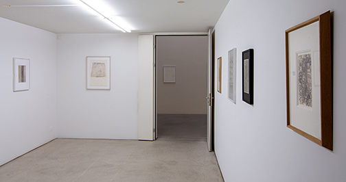 James Bishop,  				Antonio Calderara,  				Joseph Egan,  				Dan Flavin,  				Richard Francisco,  				Sol LeWitt,  				Robert Mangold,  				Agnes Martin,  				Sylvia Plimack Mangold,  				David Rabinowitch,  				Fred Sandback,  				Richard Tuttle, Grids and Structures