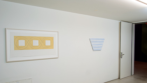 James Bishop,  				Antonio Calderara,  				Joseph Egan,  				Giorgio Griffa,  				Sol LeWitt,  				Robert Mangold,  				Sylvia Plimack-Mangold,  				Fred Sandback,  				Richard Tuttle, Artists of the Gallery – Part II