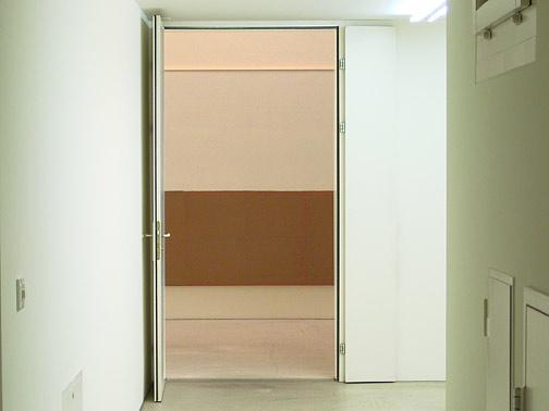 James Bishop / Four Brown Paintings 1971 - 1974