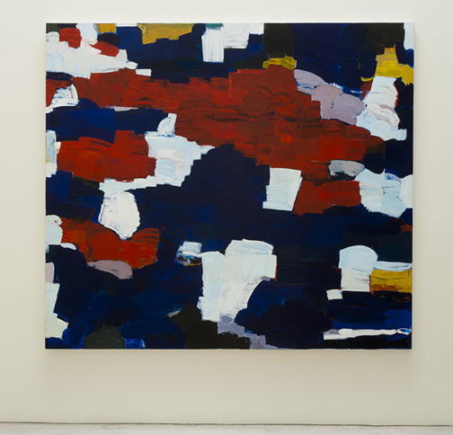 Jerry Zeniuk / Untitled (Nr. 115) NYC  1987/88  170 x 193 cm Oil on canvas