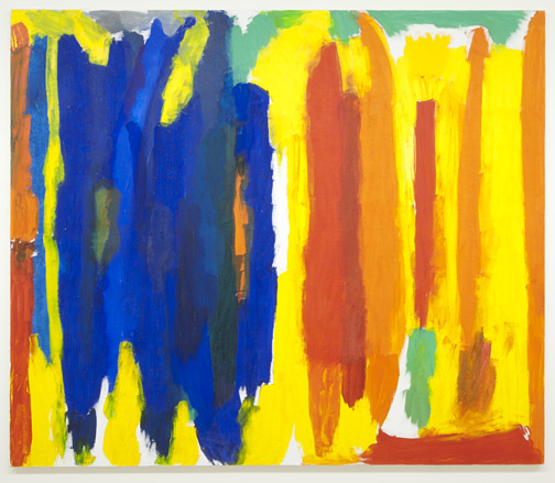 Jerry Zeniuk / Untitled (Nr. 184)  1995  170 x 193 cm Oil on canvas