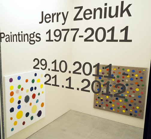Jerry Zeniuk / Paintings 1976 - 2011