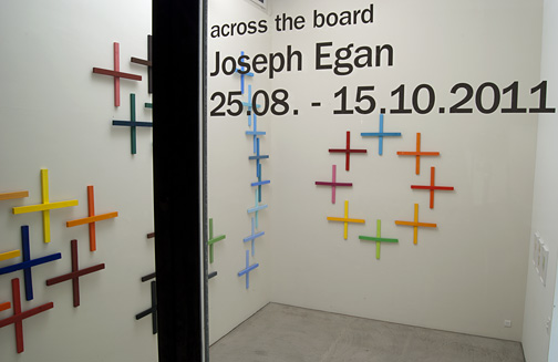 Joseph Egan / across the board