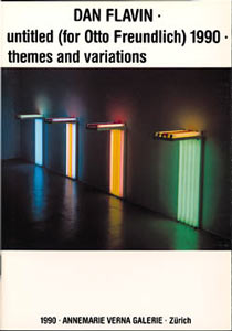 untitled (for Otto Freundlich) 1990, themes and variations