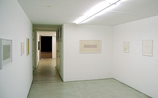 Sol LeWitt / Wall Drawing Scribble #15, 2007