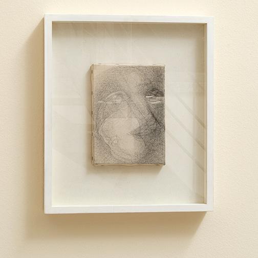 Marisa Merz / Marisa Merz Untitled  1985 22 x 16 cm pencil on canva