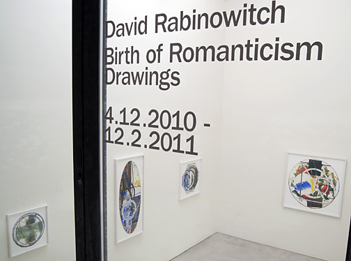David Rabinowitch / Birth of Romanticism Drawings