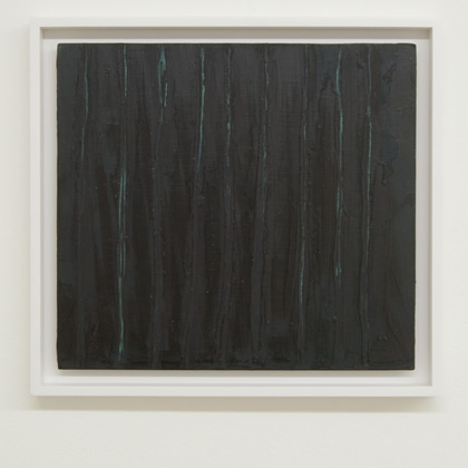 Ree Morton / Ree Morton Untitled  1968 - 1970  30.5 x 33.7 cm Oil on masonite
