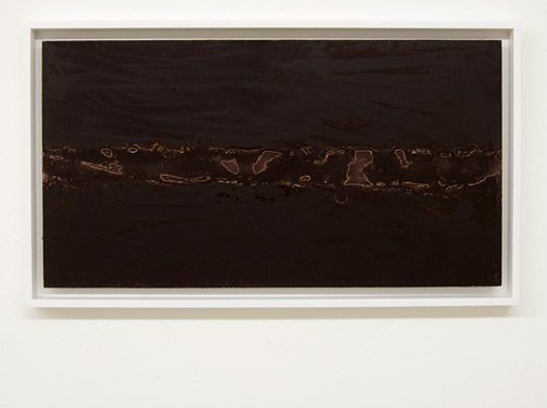 Ree Morton / Ree Morton Untitled  1968 - 1970  29.8 x 55.2 cm Oil on masonite