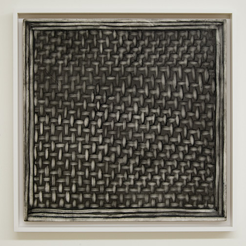 Ree Morton / Ree Morton Untitled  ca. 1970 61 x 61 cm Oil on masonite