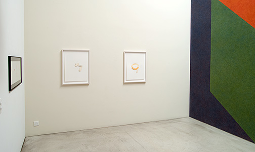 Richard Tuttle / Drawing Groups