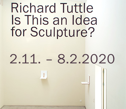 Richard Tuttle / Is This an Idea for Sculpture?