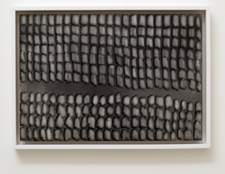 Ree Morton / Ree Morton (1936-1977) Untitled  1968 - 1970  41.9 x 59.7 cm Graphite on Masonite