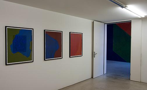 Sol LeWitt / 40 Jahre bei Annemarie Verna Galerie, Part II