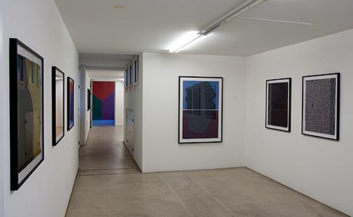 Sol LeWitt / 40 years at Annemarie Verna Gallery, Part II