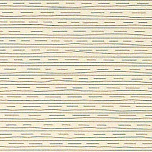 Sol LeWitt / Detail von Straight, not straight and broken lines in all horizontal combinations  (three kinds of lines and all their combinations) 1973