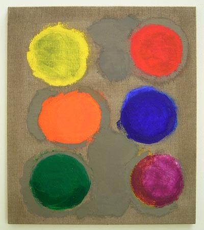 Jerry Zeniuk / Untitled  2005 80 x 70 cm oil on canvas