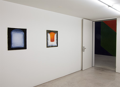 Sol LeWitt,  				Robert Mangold,  				Joseph Egan,  				Richard Tuttle,  				Fred Sandback,  				James Bishop,  				Sylvia Plimack-Mangold, Summer Exhibition