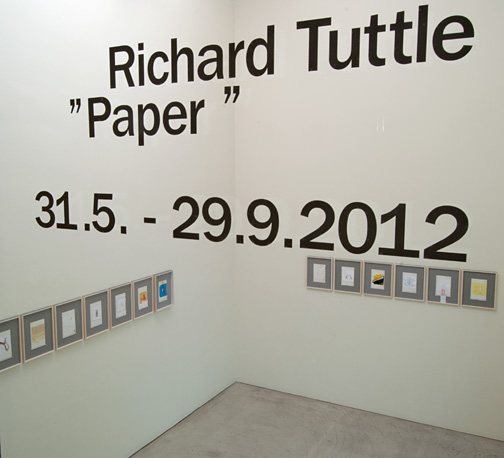 Richard Tuttle / «Paper»